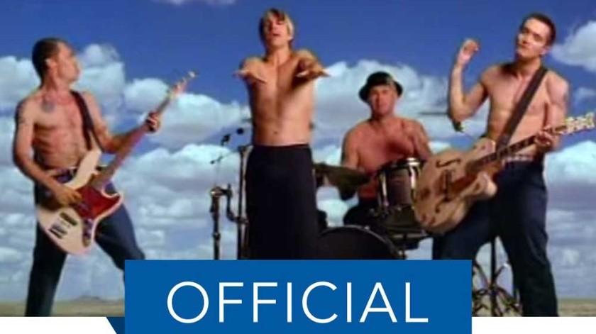 """""""Californication"""" sería la  producción más popular e icónica de los Red Hot Chili Peppers.(Cortesía)"""