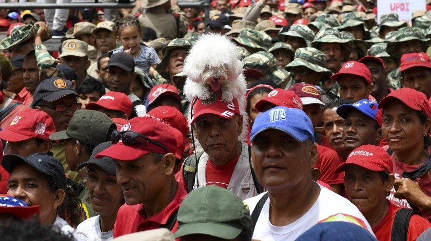 Según la agencia de Naciones Unidas para los refugiados (Acnur) unos 3,3 millones de venezolanos han emigrado desde enero de 2016.(AFP)