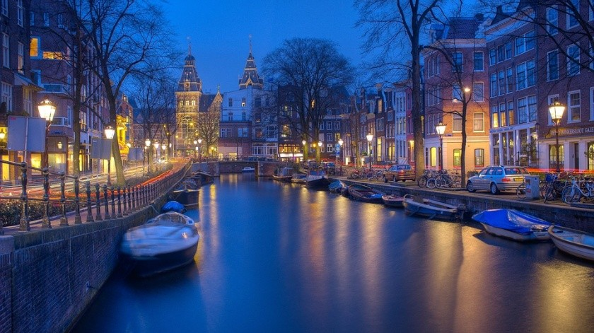 ¡''Ofertón''! Cásate con un holandés y conoce Ámsterdam(Pixabay)