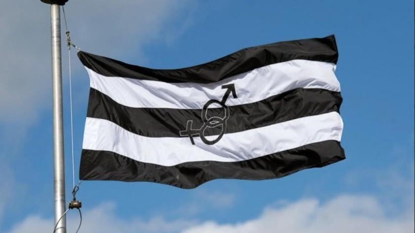 "Bandera de ""Orgullo Hetero"" es blanco de burlas en Twitter(Twitter @ChuckWendig)"
