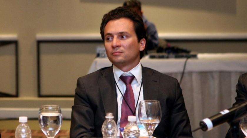Emilio Lozoya, ex director de Pemex.