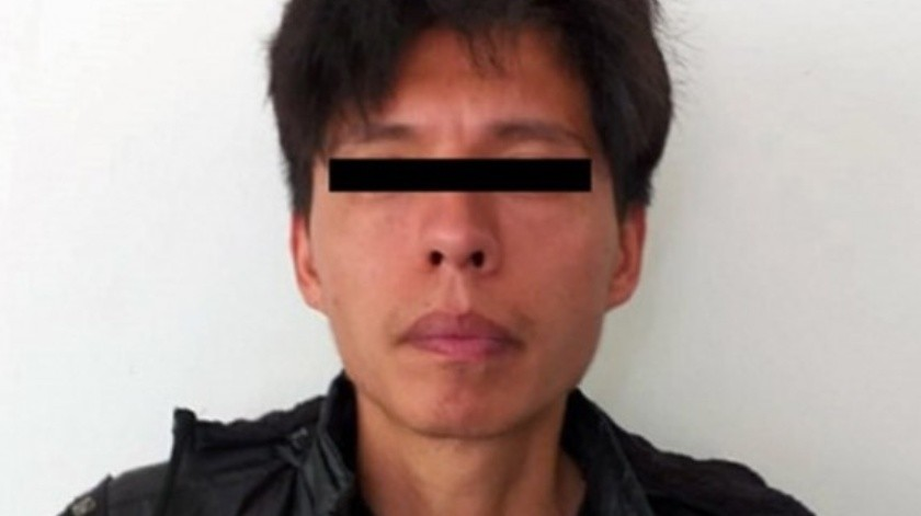 """Martín """"N"""" fue detenido en Toluca por el delito de pornografía infantil."""