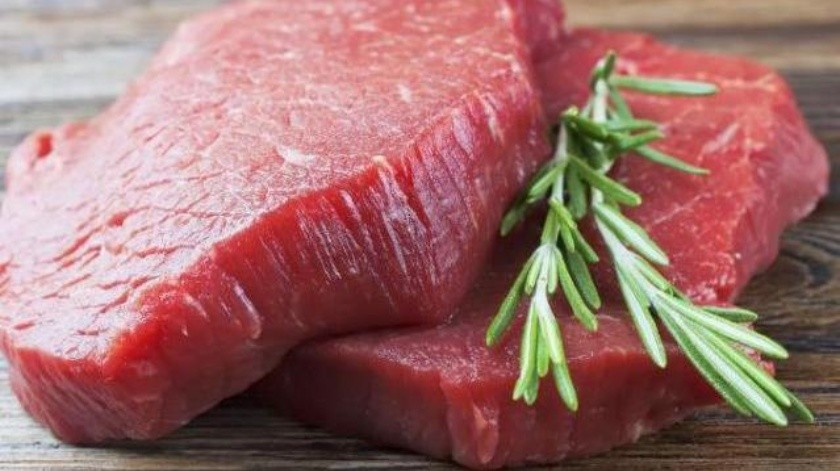 Carne de res, un estudio sobre comida y contaminación por el calentamiento global publicado por el Consejo de Defensa de los Recursos Naturales menciona que por cada kilogramo de carne se produce 26,5 kilogramos de emisiones de dióxido de carbono (CO2).(Tomada de la red)