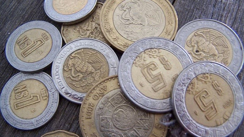 Tras acuerdo con EU, peso mexicano gana 1.86%(GH)