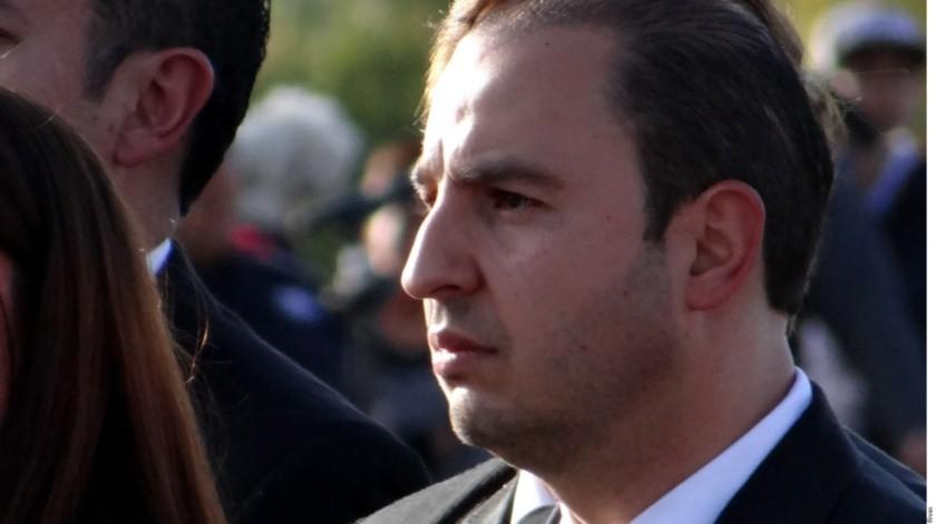 Marko Cortés, dirigente del PAN.(Reforma)