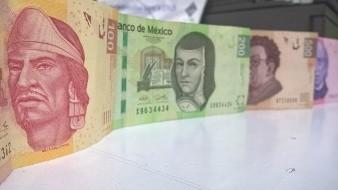 Peso mexicano comienza jornada sin cambios