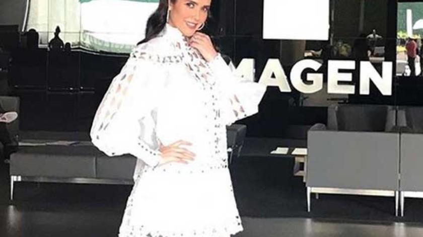 Marlene Favela dará a luz a una niña.(Cortesía Instagram)