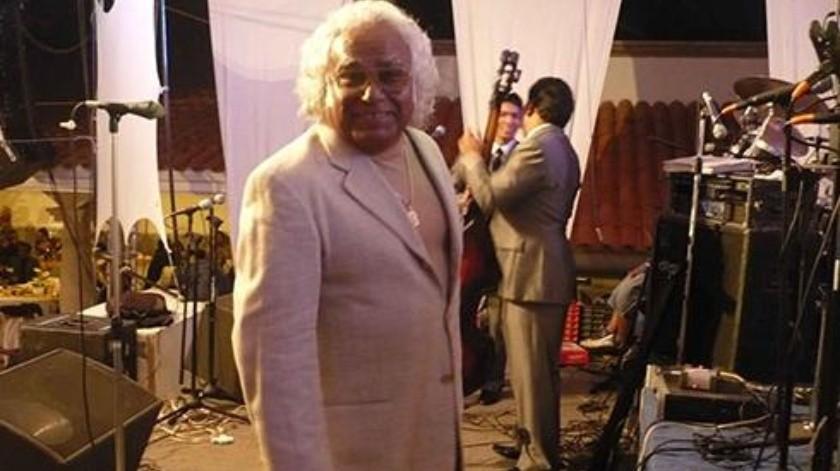 La Sonora Santanera lamentó la muerte de Pepe Bustos, quien fue cantante por muchos años de la agrupación.(Tomada de la red)