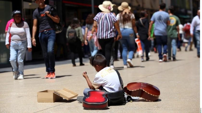 Arriesga a 8% de niños la explotación infantil(Agencia Reforma)