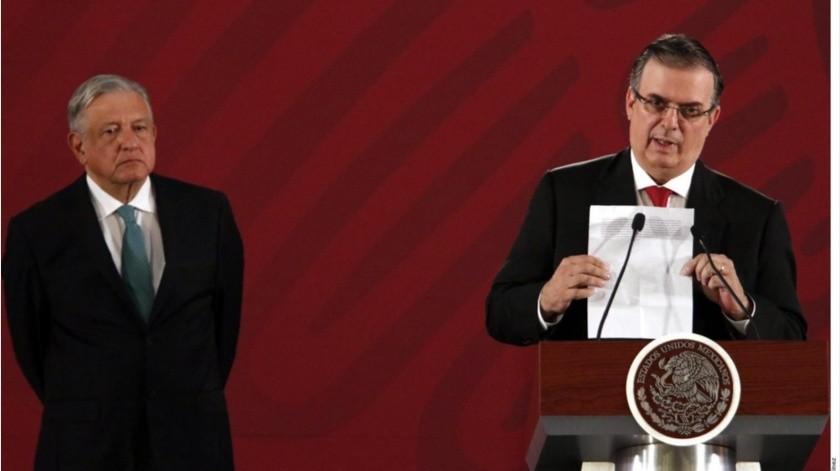 México tiene 45 días para dar resultados en la contención de migrantes, si no quiere que Estados Unidos ponga en la mesa de nuevo el tema del tercer país seguro, dijo Marcelo Ebrard Casaubón, secretario de Relaciones Exteriores.