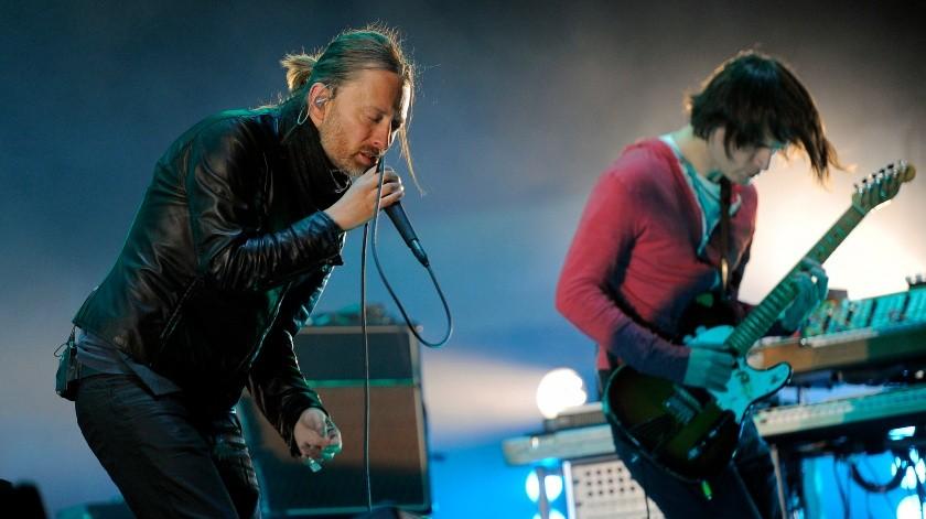 Los admiradores de Radiohead podrán adquirir la música por 18 dólares.(AP)