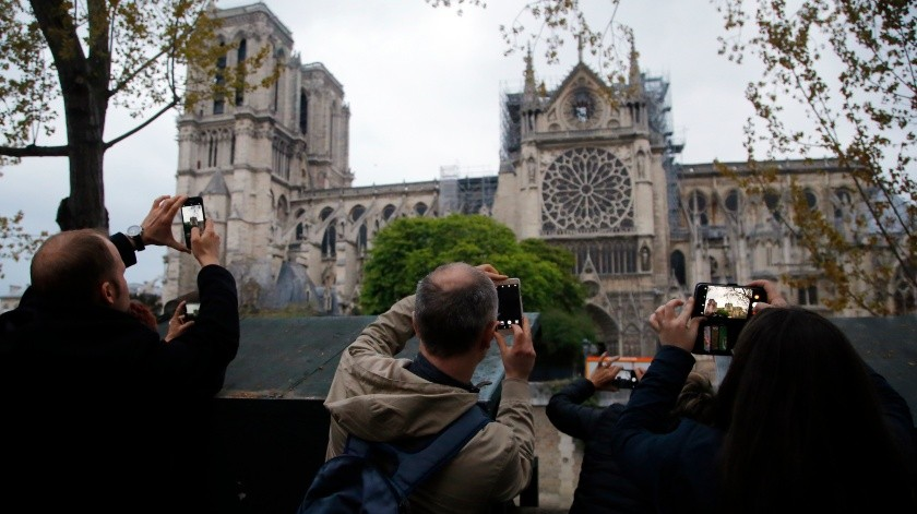 Notre Dame(Copyright 2019 The Associated Press. All rights reserved., AP)