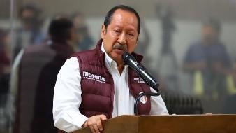 Leonel Godoy, delegado de Morena en el estado, señaló que están listos para gobernar en cualquier escenario.