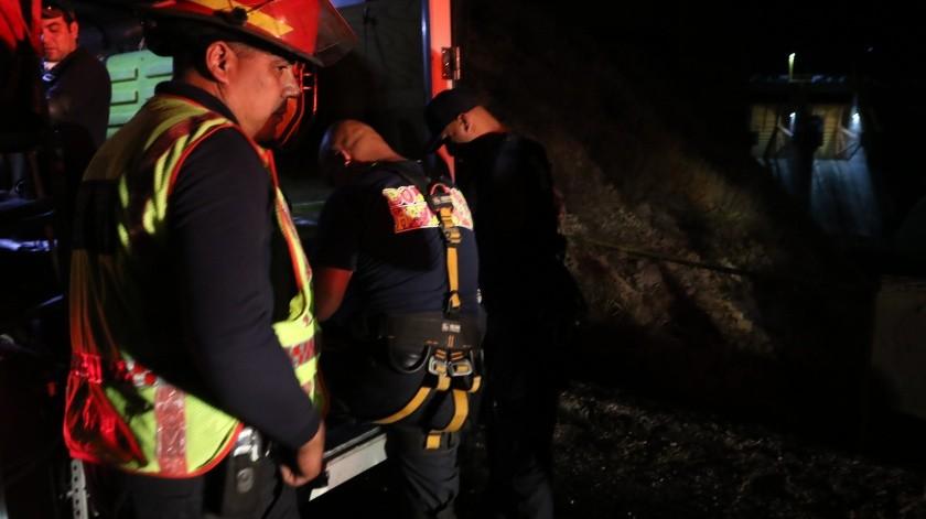 Se incendiaron alrededor de 300 vehículos que estaban en un corralón.