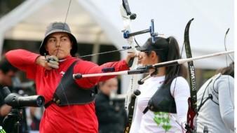 Alejandra Valencia ya está en dieciseisavos de final de la prueba individual.