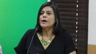 Gloria Ciria Valdez Gardea, titular del Seminario e investigadora de El Colegio de Sonora.