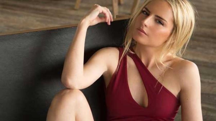"""Tania Ruiz ya tiene miles de """"Me gusta"""" por su cambio de look.(Cortesía Instagram)"""
