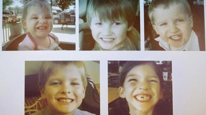 Jones metió a una bolsa de plástico los cuerpos de los niños y los arrojó en un camino de terracería en Alabama.(Especial)