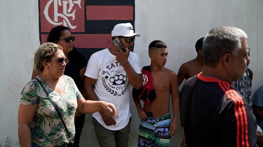 Acusan de homicidio a ex presidente de Flamengo(AP)