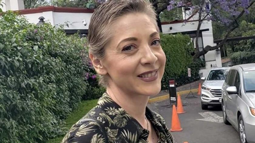 La actriz falleció en el Hospital Ángeles Interlomas de la Ciudad de México.(Cortesía Instagram)