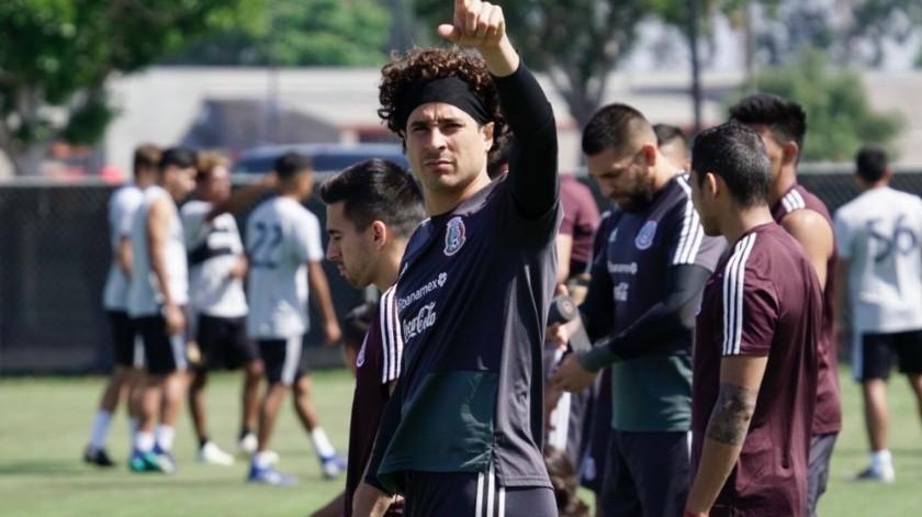 """La Copa Oro, que comienza el próximo 15 de junio, será un indicio para anticipar si Estados Unidos y México están encaminados al """"siguiente nivel"""" del fútbol internacional.(Twitter)"""