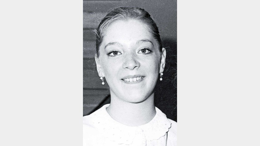 Su vida como actriz comenzó desde muy pequeña luego de una visita al programa televisivo Siempre en domingo,.(Agencia México)