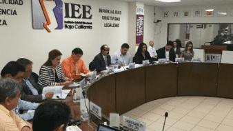 Entrega de constancia de mayoría al alcalde electo de Tijuana, Arturo González Cruz
