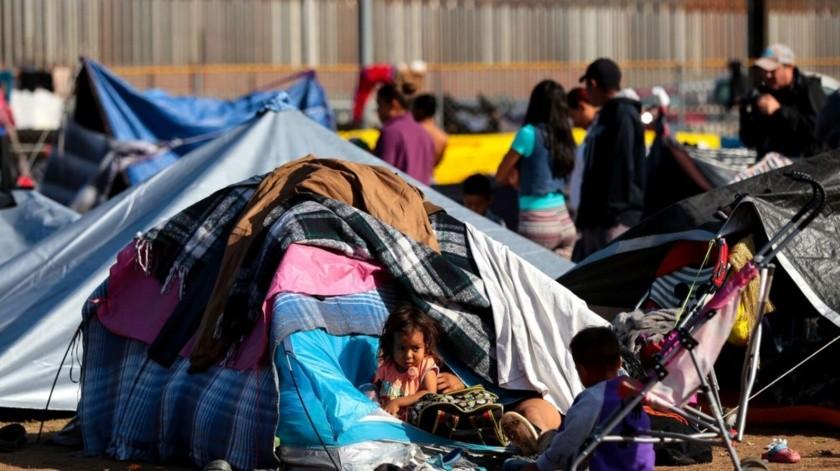 Niños migrantes serán albergados en antiguo centro de detención(GH)