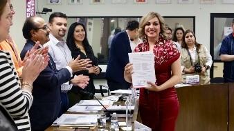 Dan constancia a alcaldes electos de Tecate, Ensenada y Playas de Rosarito