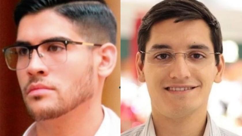 Norberto Ronquillo y Leonardo Avendaño(Especial)