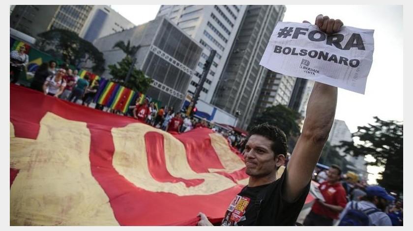 En el sistema actual, los brasileños no se jubilan por edad mínima, sino de acuerdo a su tiempo de contribución.(AP)