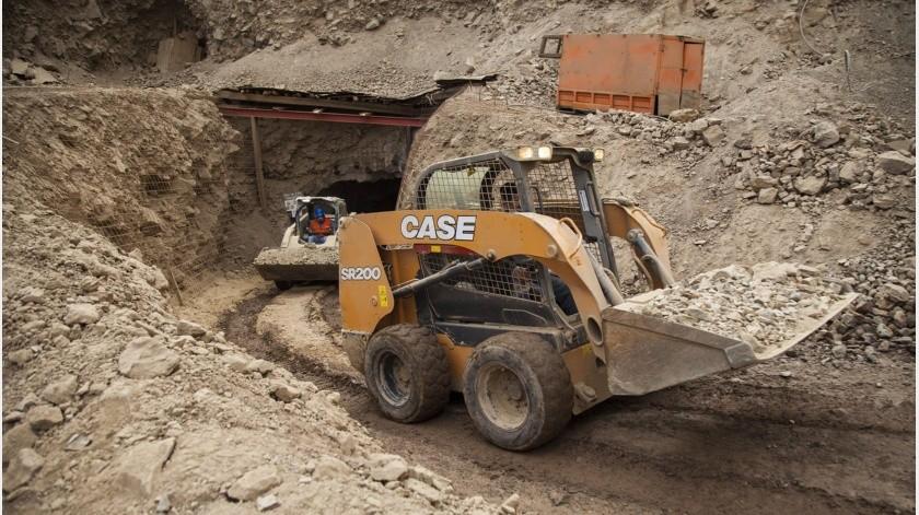Entre los 33 mineros atrapados en el derrumbe de 2010 había uno de nacionalidad boliviana.(AP)
