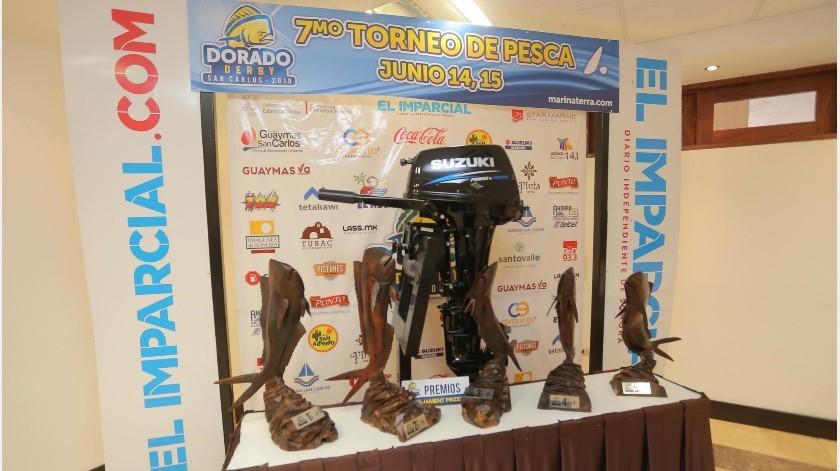Inicia el registro de participantes del Séptimo Torneo de Pesca en San Carlos.(Eleazar Escobar)