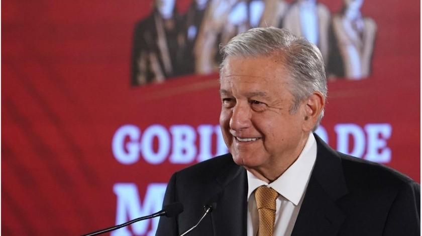 El Presidente López Obrador aseguró que la crisis por la amenaza de EU ha pasado.(GH)
