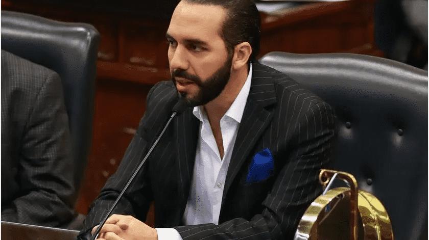 Nayib Bukele, el presidente de El Salvador anunció el reforzamiento de relaciones con el Reino de Marruecos.(GH)