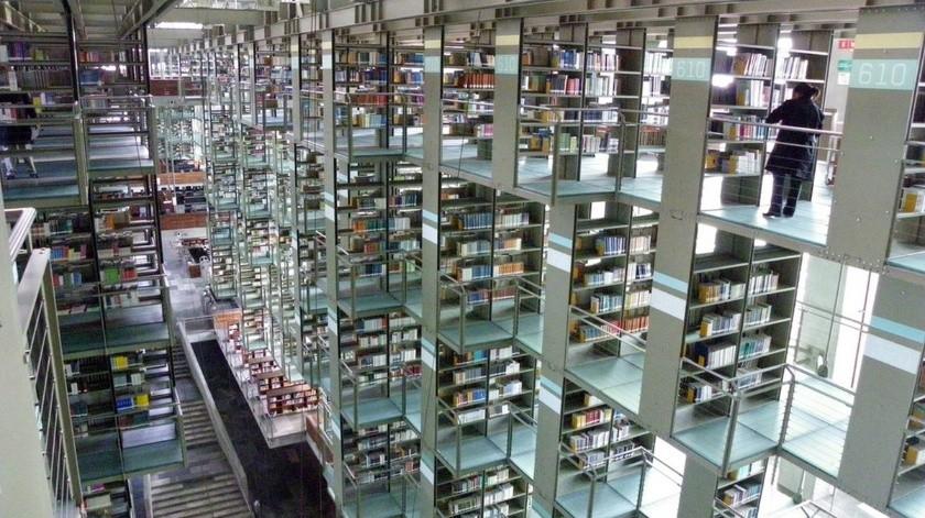 Biblioteca Vasconcelos reabrirá este domingo(Twitter @VSCLS)