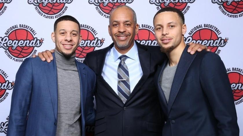 Los Curry (Basquetbol NBA)