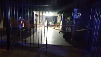 Gilberto Reyes Sánchez fue encontrado dentro de su domicilio con una herida en la cabeza.