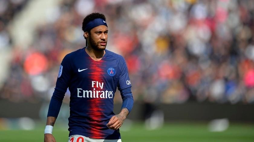 PSG recibirá ofertas por Neymar.(Twitter)