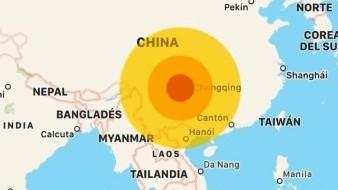 Un sismo de magnitud 5,9 sacudió el lunes la provincia de Sichuan, en el Sur de China, dejando dos muertos y 19 heridos, de acuerdo con las autoridades y reportes noticiosos.