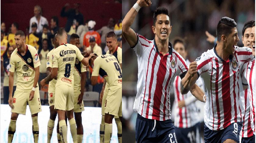 "Chivas y América discuten ""ideales"" en Twitter(GH)"