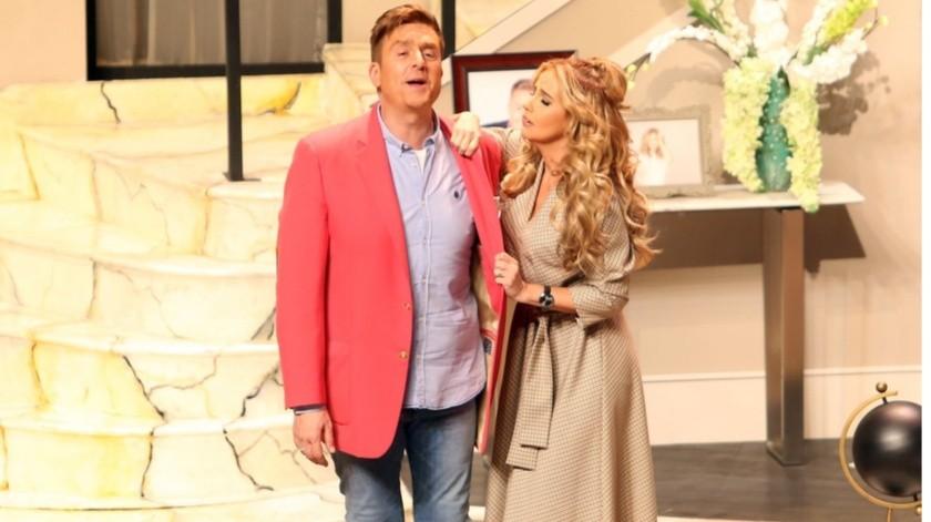 Daniel Bisogno y Raquel Bigorra(Agencia Reforma)