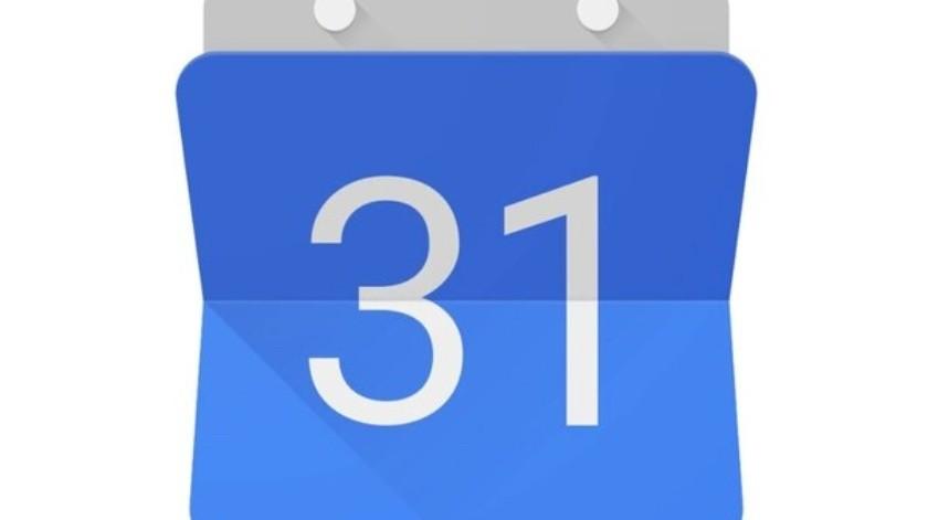 Sufre el calendario de Google caída(Tomada de la Red)