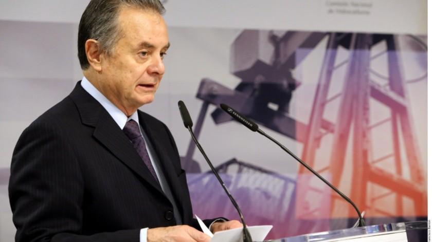 El ex ecretario de Energía, Pedro Joaquín Coldwell.