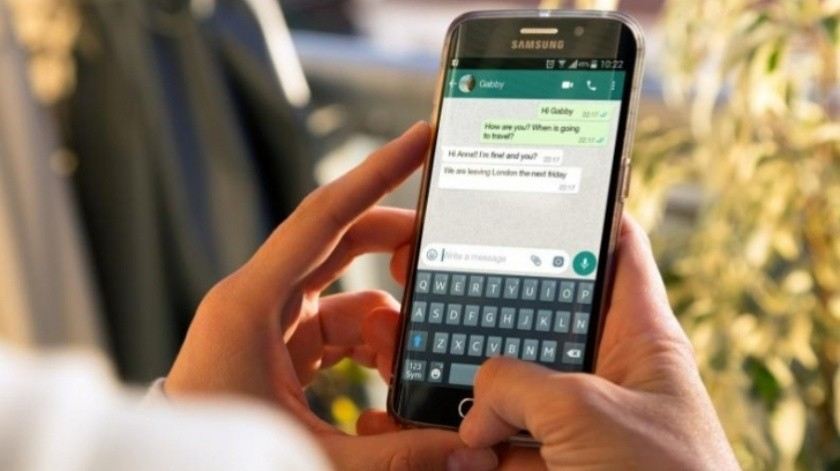 Descubre cómo modificar tus audios por WhatsApp(Tomada de la Red)