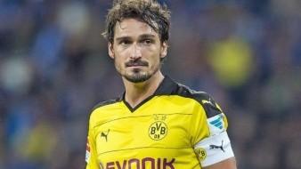 Mats Hummels regresa al Borussia Dortmund