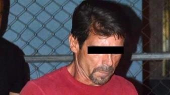 """Anacleto """"N"""" fue detenido por su presunta participación en el homicidio de Antonio Velarde Mariscal, de 61 años."""