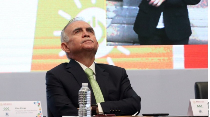 Alfonso Romo(Agencia Reforma)