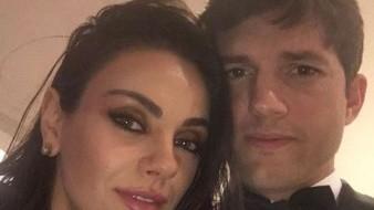 Ashton Kutcher acudió a su cuenta de Instagram para desmentir la noticia.