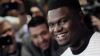 Zion Williamson el centro de atención en el draft de la NBA